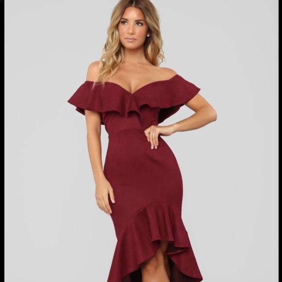 4b3c72d50f2a5 Fashion Nova Dresses & Skirts - Fashion nova la flamenca dress NEW